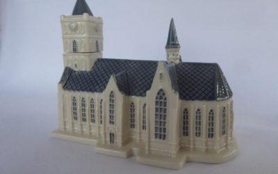 Unieke miniatuur van de Oude Jeroen